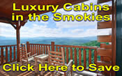 Cabins with Smoky Mountain Views