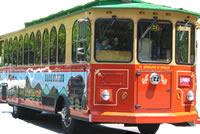 Gatlinburg Trolleys