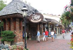 Unique Gatlinburg Shops