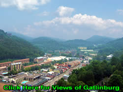 Views of Gatlinburg